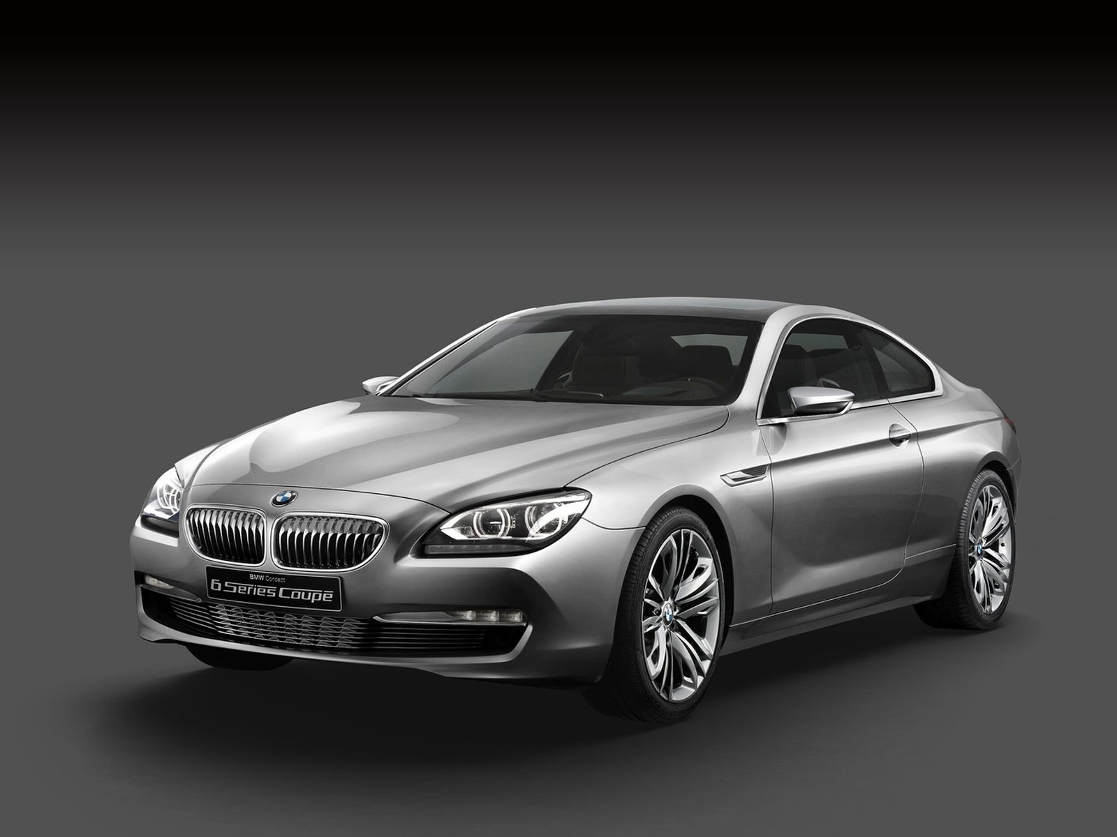 BMW 6-Series Coupe Concept (2010) insurance   pictures  