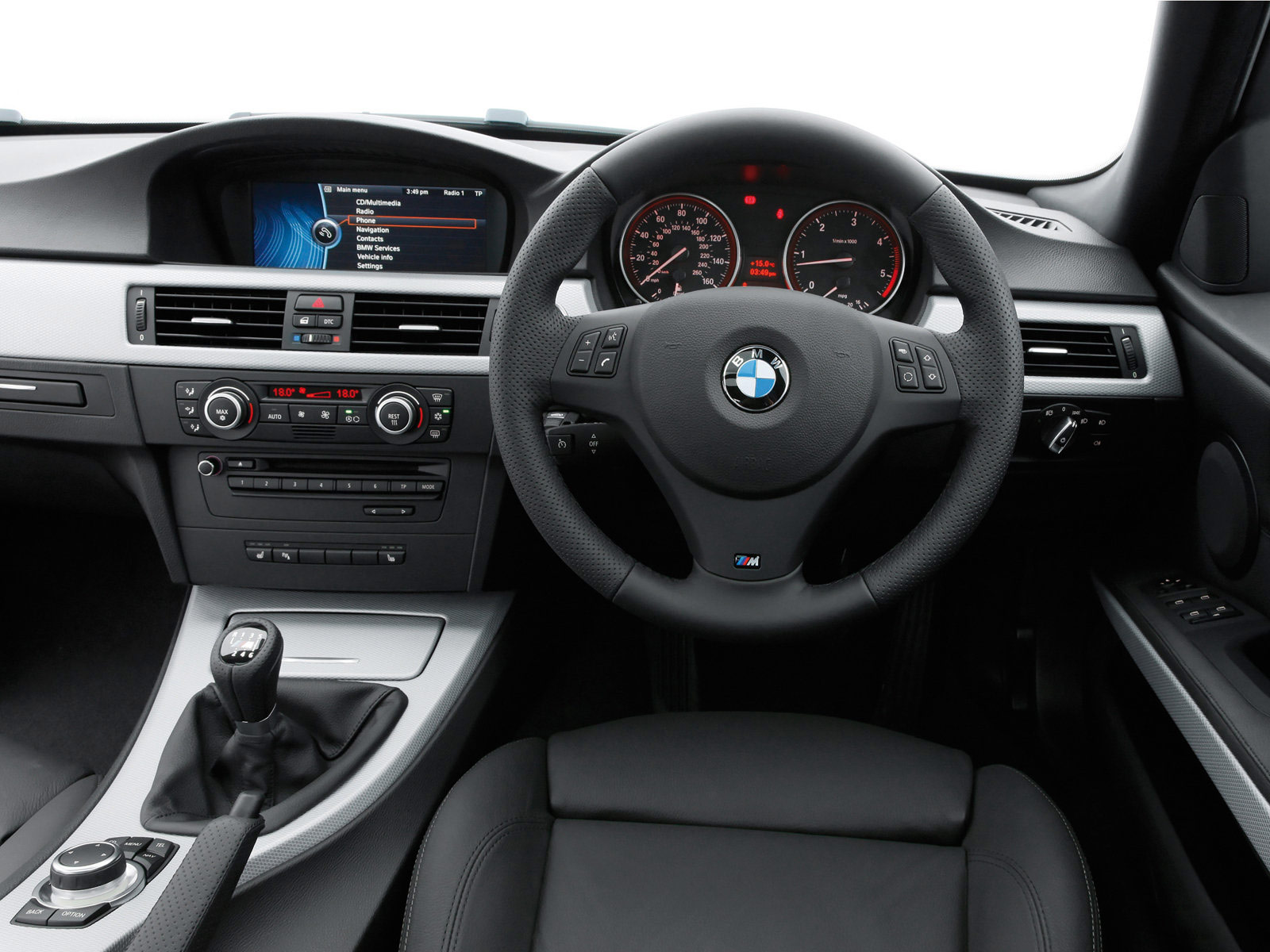Bmw 3 Series Touring Uk Version 2009 Pictures