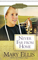 Glass Roads Blog Tour Review: Never Far Frome Home by Mary Ellis