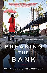 BREAKING THE BANK by Yona Zeldis McDonough GIVEAWAY!!!