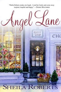 Angel Lane by Sheila Roberts Blog Tour Review