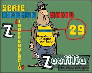 Zoofilia #29: Serie Bicentenario: ¿Independencia?