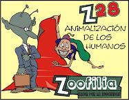 Zoofilia #28: Animalización de los humanos