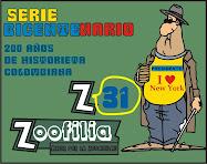 Zoofilia #31  Serie Bicentenario: 200 años de historieta colombiana