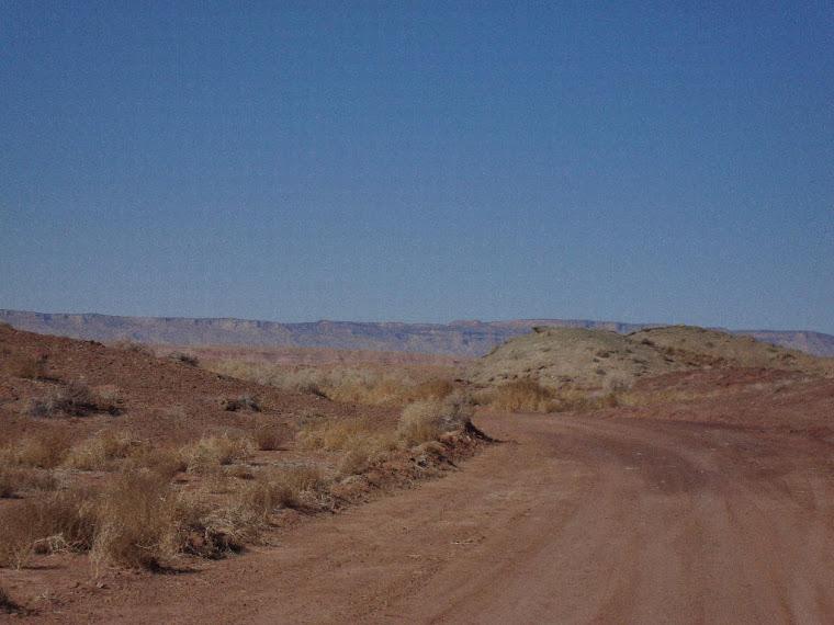 Green Hills and Black Mesa