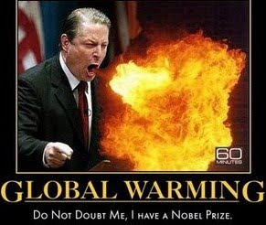 Al Gore Global Warming Lies