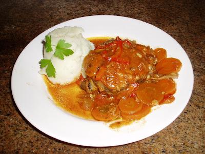 Recetas de Cocina: MERLUZA A LA CACEROLA