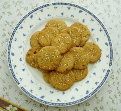 Recetas de Cocina: GALLETITAS DE CANELA