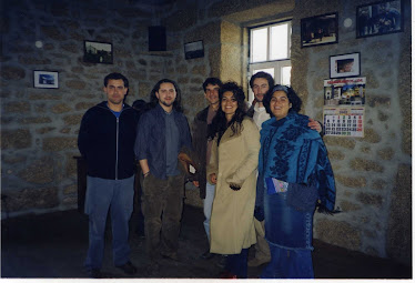 My Roomate's Student, Pedro Xavier and Cousins and Virginia Villalobos (Portugal 2002)