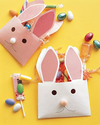 Manualidades variadas Conejo de papel