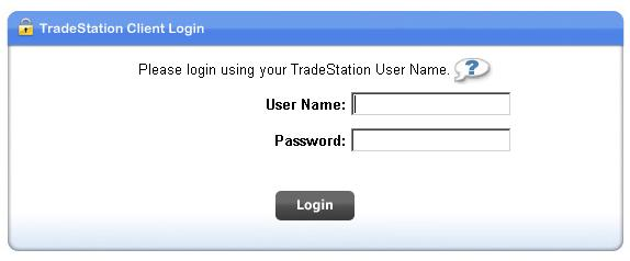 www.TradeStation.com - Login to TradeStation for Online Brokerage Services