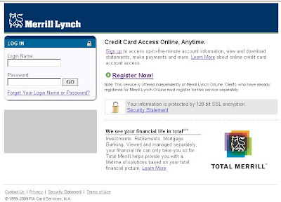 Merrill Lynch Online Account Access - www.newmlol.ml.com - merrill lynch online benefits
