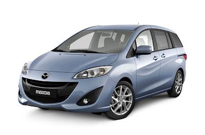 2012 Mazda 5 Grand Touring