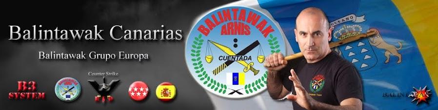 BALINTAWAK ARNIS CUENTADA - CANARIAS