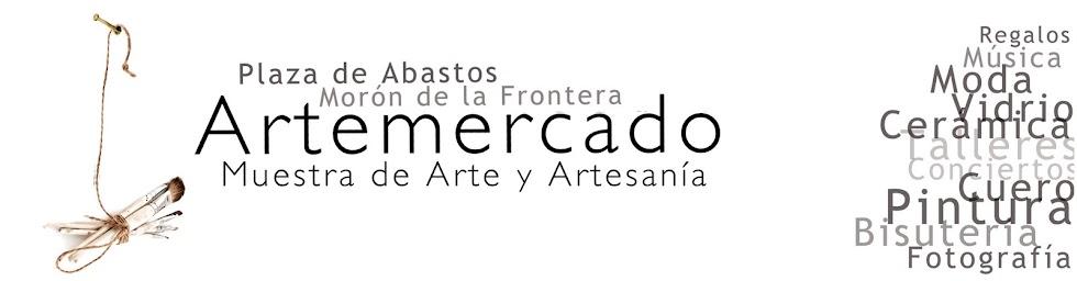 Mercado de arte y Artesanía de Morón de la Frontera
