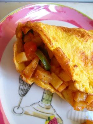Omlet resimleri 410 görüntüleme bir yumurta pişirme şekli omlet