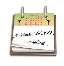 El Calendari del 2010
