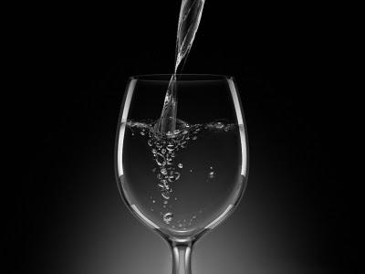 Agua para la piel seca