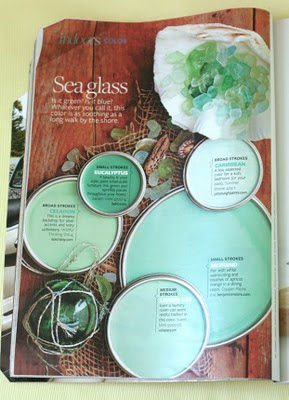 Our nesting place im so loving jadeite green for Martha stewart glass paint colors