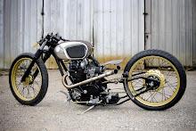 Flat Kracker - XS650