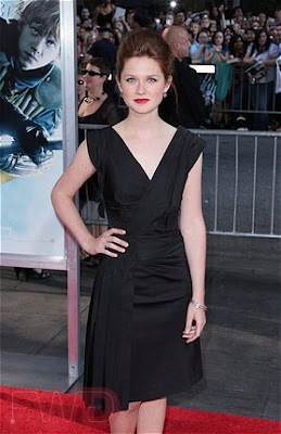 bonnie wright || harry potter || designer clothing