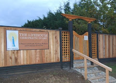 The Lifehouse Entrance