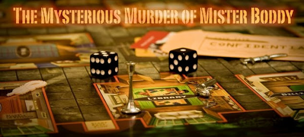The Mysterious Murder of Mister Boddy