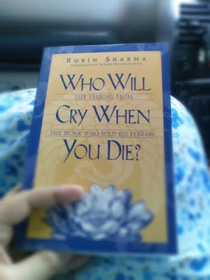 Who Will Cry When You Die?