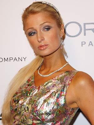 Famous Celebrity Paris Hilton