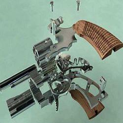 Jakarta mudahnya para perok mendapatkan senjata api yang digunakan