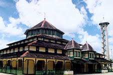 Sejarah Masjid Tenggarong