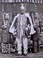 Raja Kutai Kartanegara