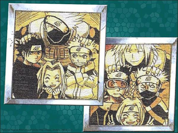 Naruto Generation 4 Generation