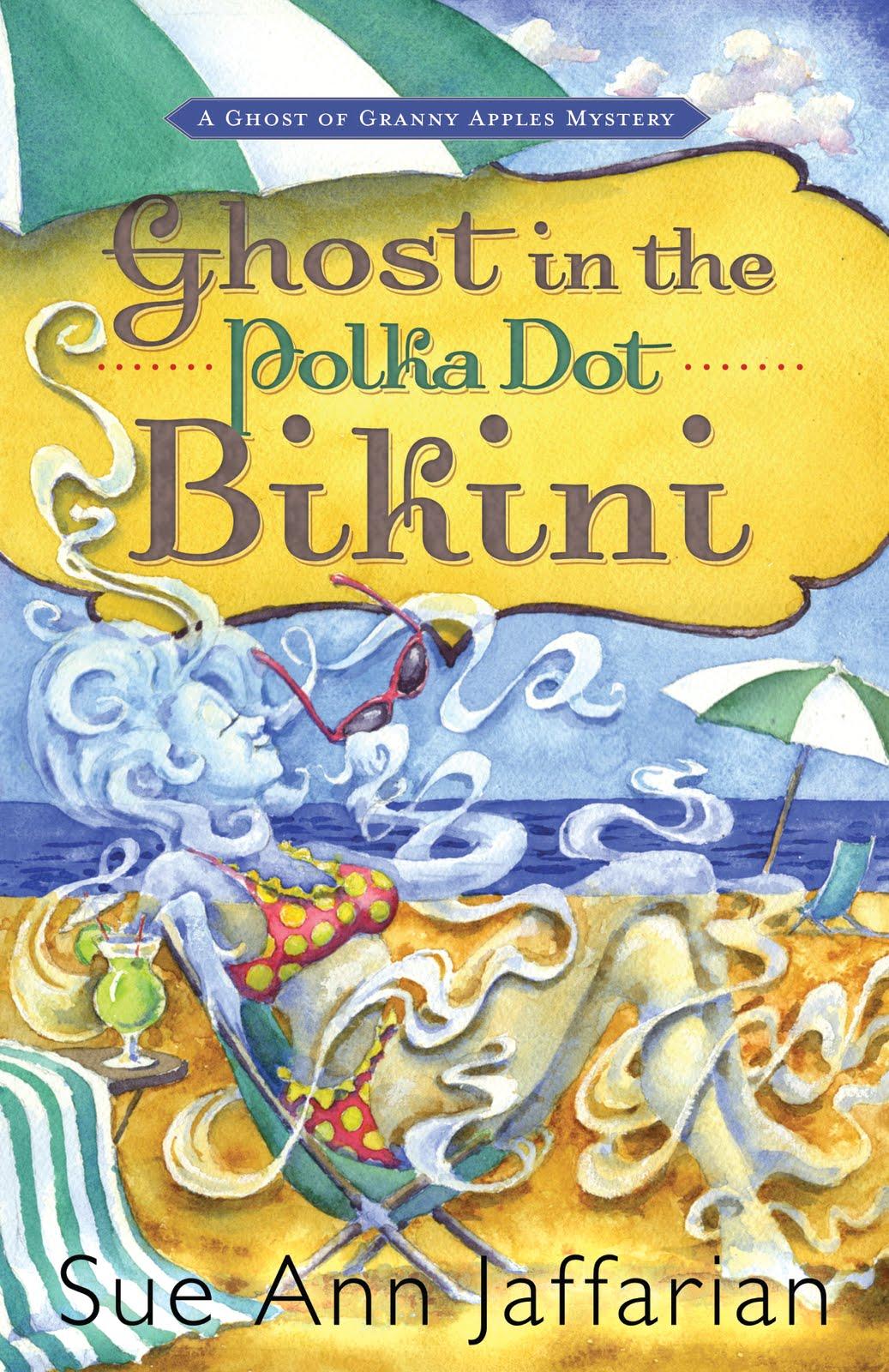 Sue Ann Jaffarian - Ghost in the Polka Dot Bikini Reviews