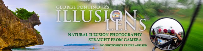 Natural Illusion Photography (Straight from the Camera..SFTC) by George Pontino Jr