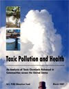 Toxic Pollution and Health