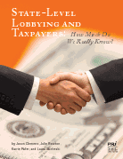 State Level Lobbying and Taxpayers 2010