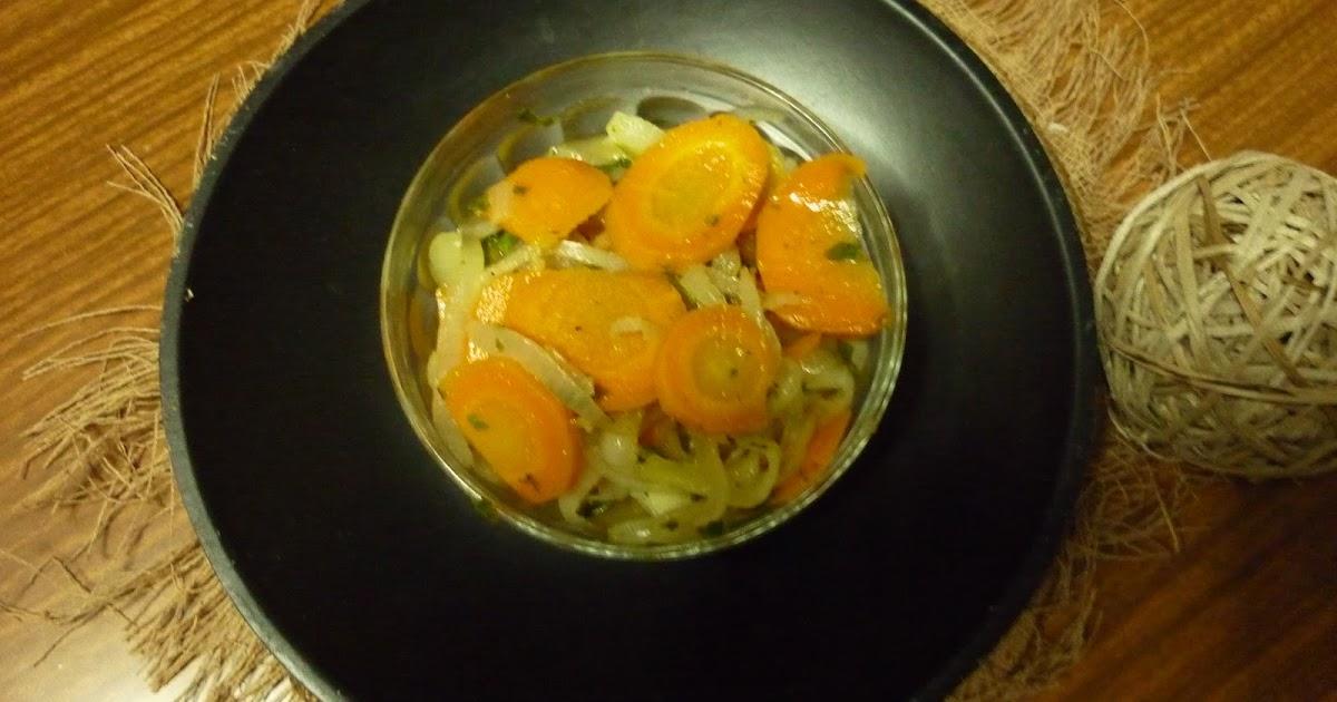 Fast green delicious dia 002 encurtido de cebolla con zanahoria tomatada light - Encurtido de zanahoria ...