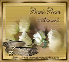 PREMIO POESIA A TU WEB