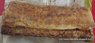 starbucks sausage roll