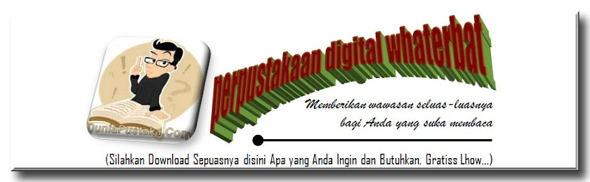 perpustakaan digital whaterbat