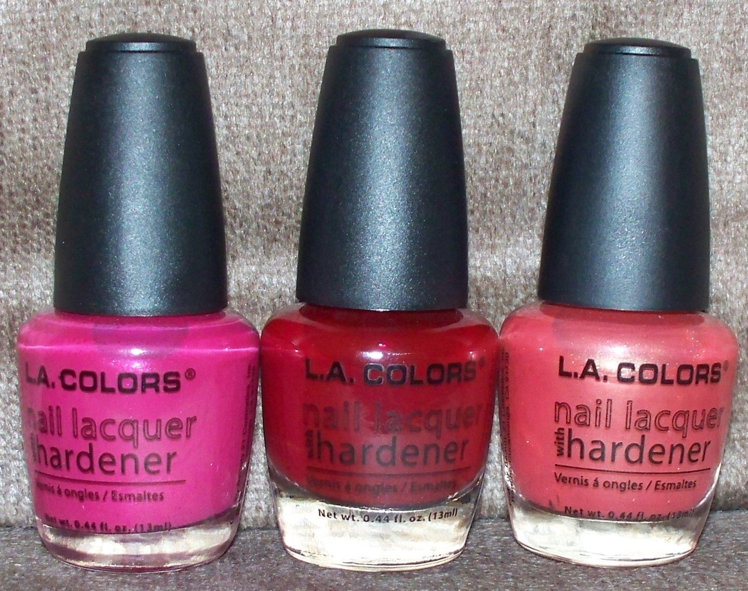 La Colors Nail Hardener | Best Nail Designs 2018