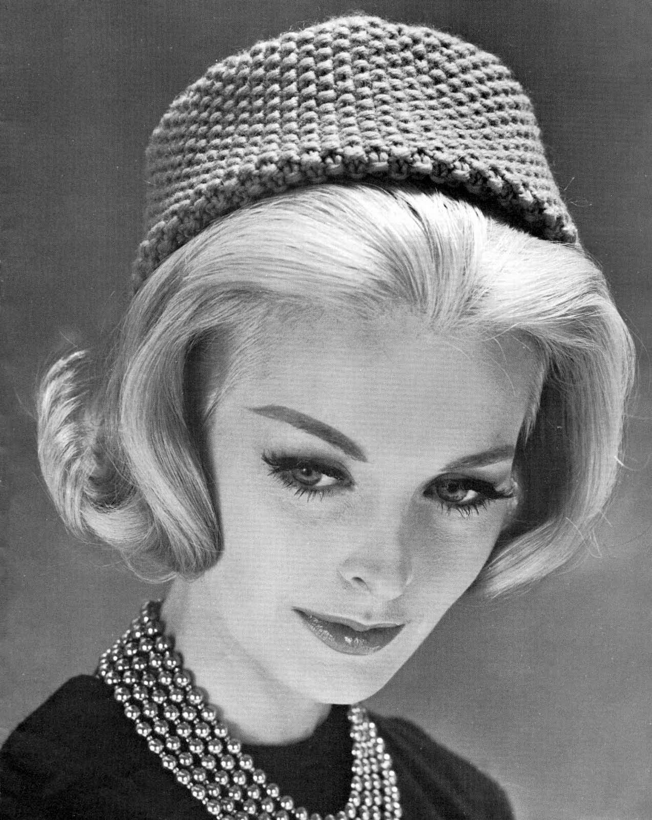 High Fashion Crochet Hat Patterns