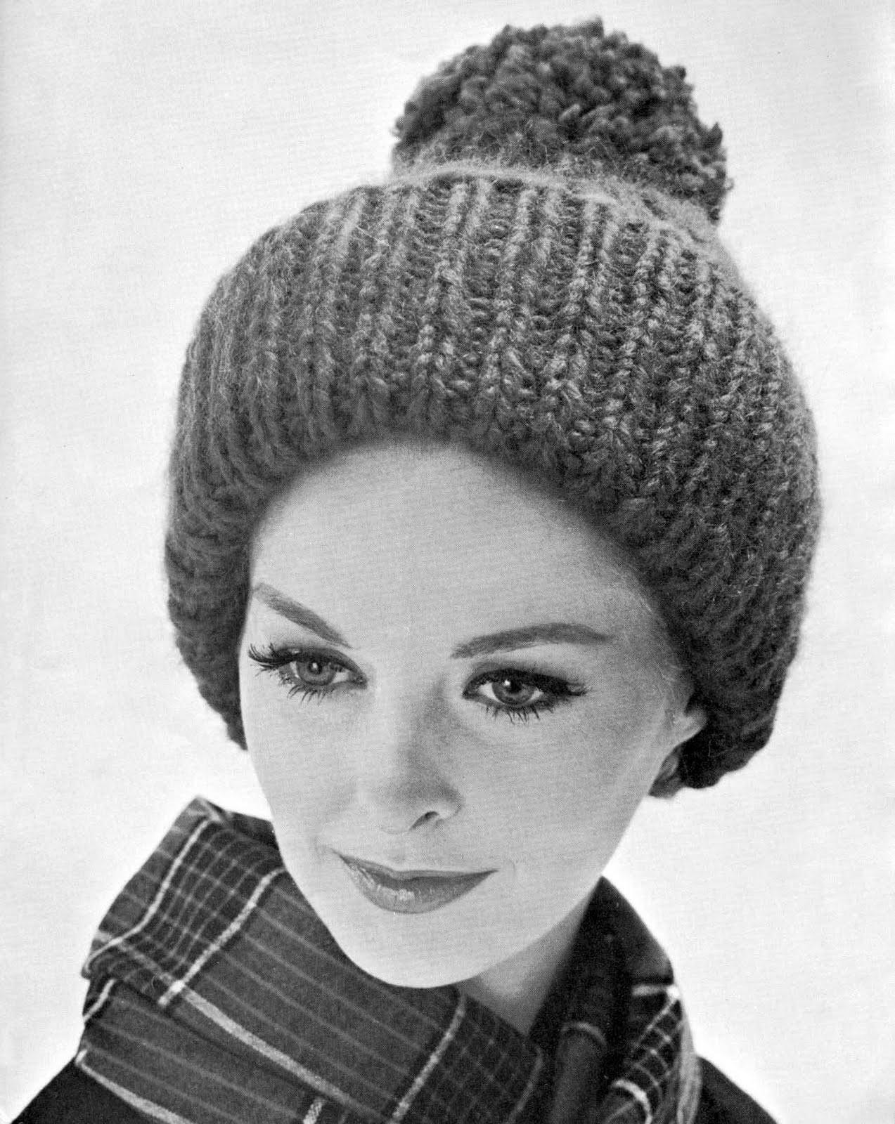 High Fashion Crochet Hat Patterns