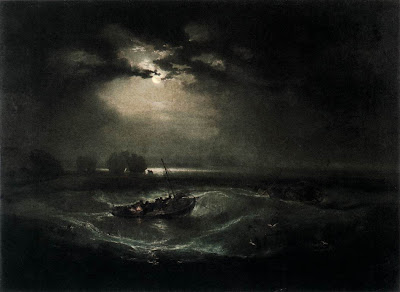 Fishermen at Sea, 1796