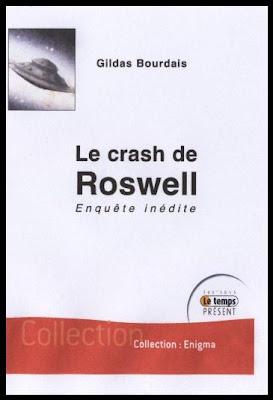 Parution imminente : Le Crash de Roswell LecrashRoswell