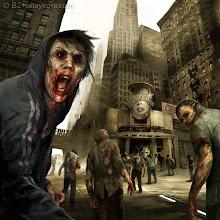 No mires hacia atras,no te distraigas mas,los muertos vivos,pronto aca estaran(♫)