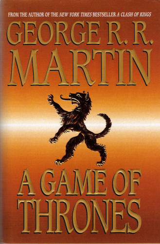 game of thrones book 1. game of thrones book 1. game