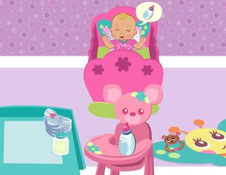 Niñera de bebés