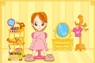 Peluquería para niñas